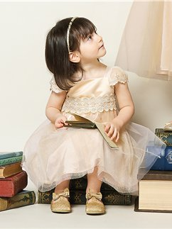 Baby Belle Smock Party Dress with Bloomers