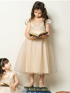 Belle Smock Party Dress