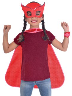 PJ Masks Owlette Cape Set