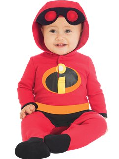 Incredibles Jersey Romper