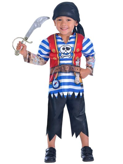 Ahoy Matey - Child Costume