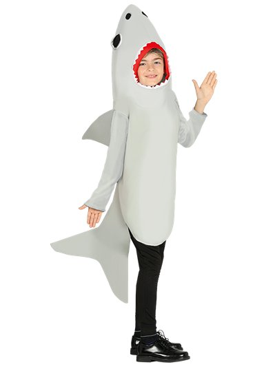 Shark - Child Costume