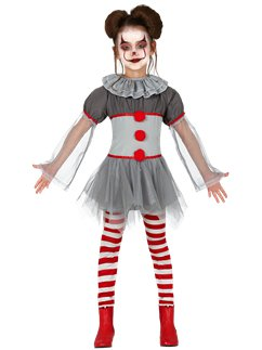 Bad Clown Girl