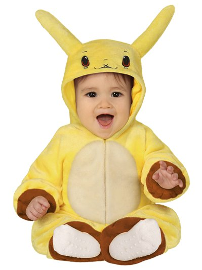 Electric Chinchilla - Baby & Toddler Costume