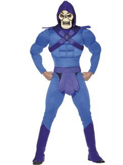 He-Man Skeletor Muscle Chest