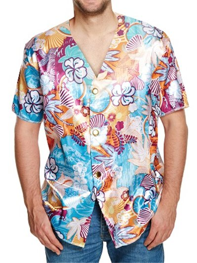 Hawaiian Shirt - Adult Costume