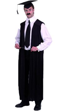 Teachers Gown - Adult Costume