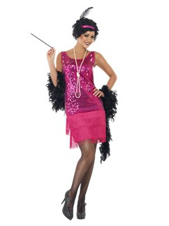 Pink Funtime Flapper