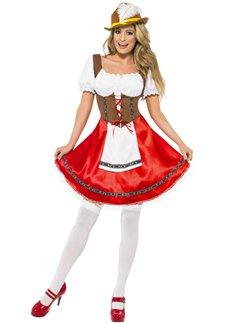 Bavarian Wench