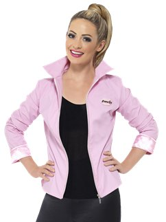 Deluxe Pink Ladies Jacket