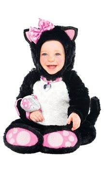 Itty Bitty Kitty - Baby Costume