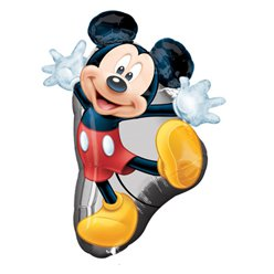 "Mickey Mouse SuperShape Balloon - 31"" Foil"