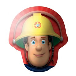 "Fireman Sam SuperShape Balloon - 23"" Foil"