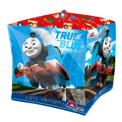 "Cubez Thomas the Tank Engine Balloon - 15"" Foil"