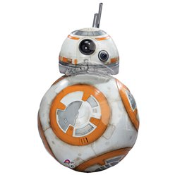 Star Wars The Force Awakens BB8 SuperShape Foil - 38""