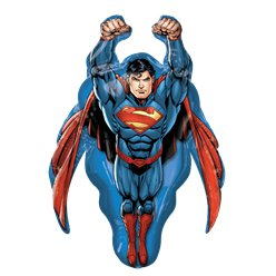 Superman SuperShape Balloon - 23""