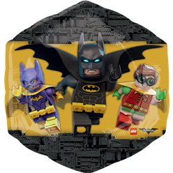 "LEGO Batman XL Balloon - 22"" Foil"