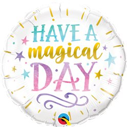 "Magical Day Foil Balloon - 18"" Foil"