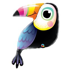 "Toucan Supersize Balloon - 41"" Foil"