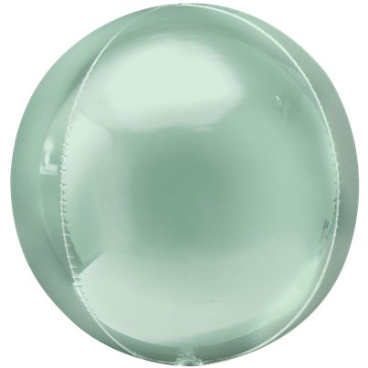 Mint Green Orbz Balloon - 16