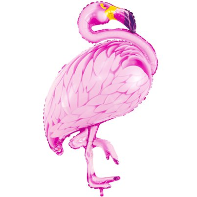 Flamingo Supersize Foil Balloon - 37""