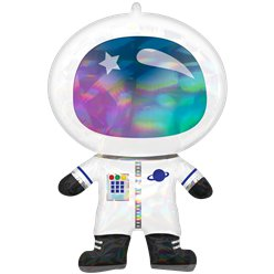 "Astronaut Supershape Balloon - 32"" Foil"