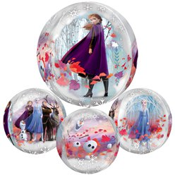 "Disney Frozen 2 Orbz Balloon - 15"" Foil"