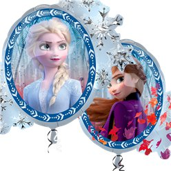 "Disney Frozen 2 SuperShape Balloon - 30"" Foil"