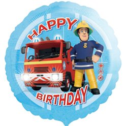 Fireman Sam Balloon - 18""