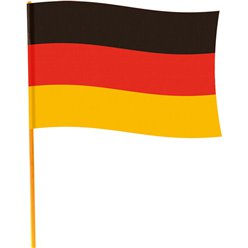 German Flag - 70cm