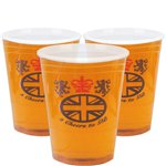 Great Britain Plastic Pint Glasses