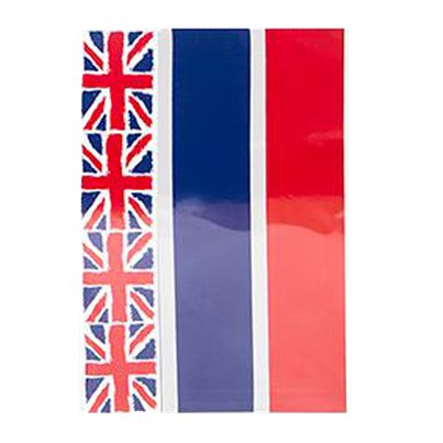 Union Jack Paper Chains
