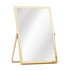 Gold Wedding Freestanding Photo Frame - 15cm