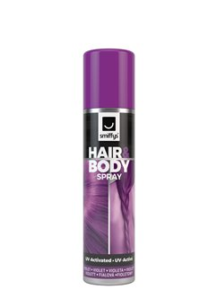 UV Hair & Body Spray - Violet 75ml