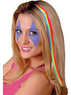 Hair Extension - Rainbow