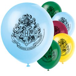 "Harry Potter Balloons - 12"" Latex"