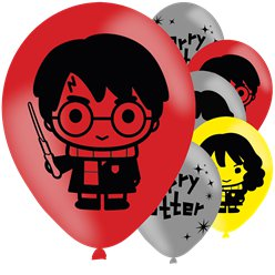 "Harry Potter Balloons - 11"" Latex"