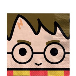 Harry Potter Paper Napkins - 33cm