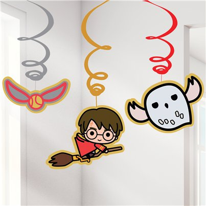 Harry Potter Hanging Swirls