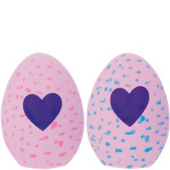 Hatchimals Pencil Top Erasers