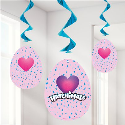 Hatchimals Hanging Swirls - 65cm