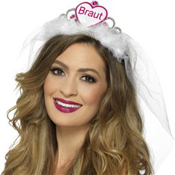 Braut Tiara - Hen Party Accessories
