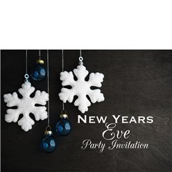 NYE Invitations - Medium