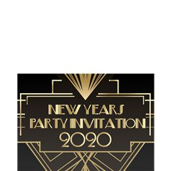 NYE Invitations - Small