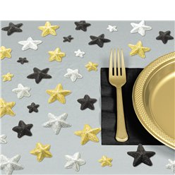 Hollywood Glitter Star Table Confetti Sprinkles