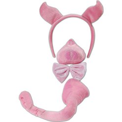 Pig Accessory Kit with Sound - Child