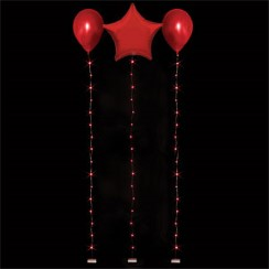 Red Balloon Lights - 1.8m