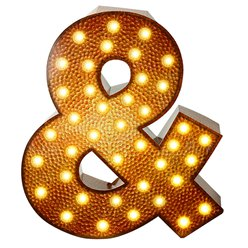 Ampersand Light - 38cm