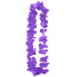 Hawaiian Hula Lei - Assorted Colours - 90cm each