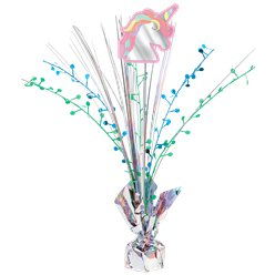 Magical Rainbow Spray Centrepiece - 46cm